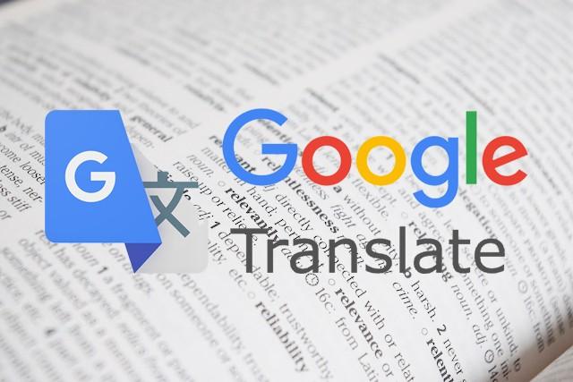 Google vylepšil vizuální překlady ve svém překladači