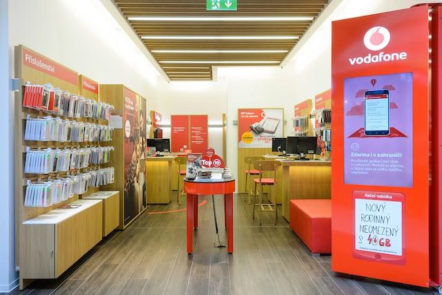 Vodafone zavede minutové účtování i pro paušály