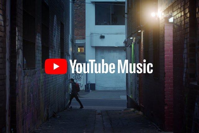 Na YouTube Music můžete vyhledávat pomocí emoji