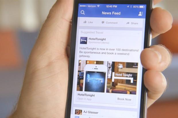 Za úspěchem Facebooku stojí mobilní reklama