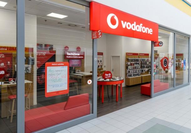 Vodafone zrychluje neomezená mobilní data