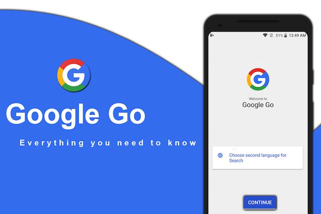 Odlehčený vyhledávač Google Go přichází do Česka