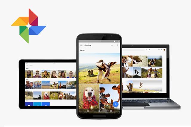 Google Photos nyní dokáže vyhledávat v textu na fotkách