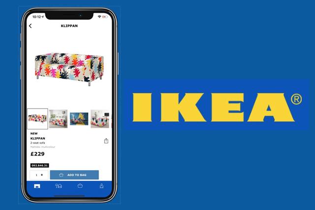 V nové aplikaci IKEA si můžete vybavit celý pokoj pomocí rozšířené reality