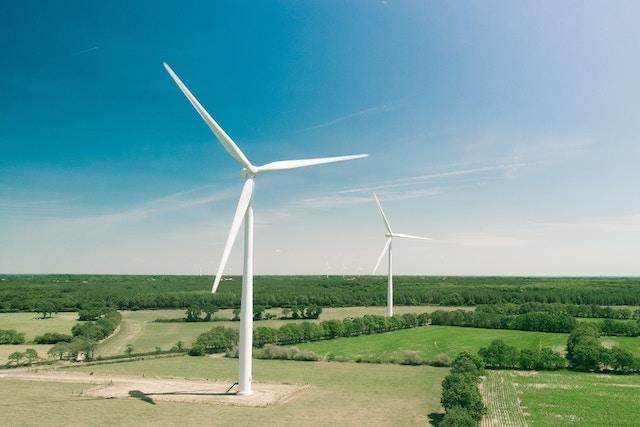 Apple chce v Číně používat obnovitelnou energii, staví větrné elektrárny