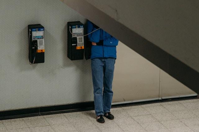 Telefonní budky mizí z Česka