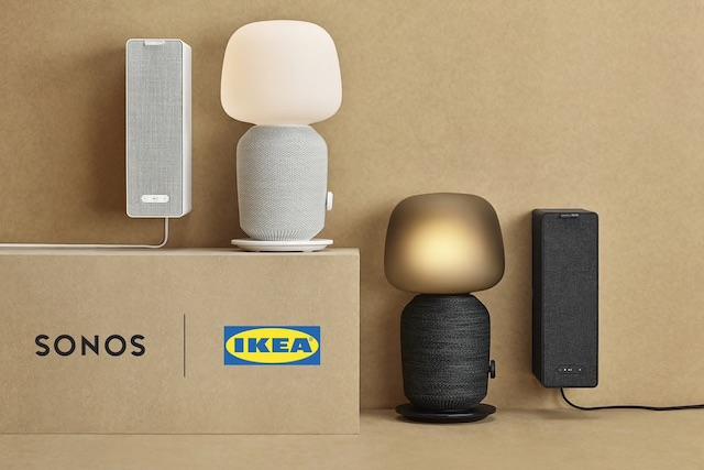Reproduktory IKEA Symfonisk půjdou do prodeje až v listopadu