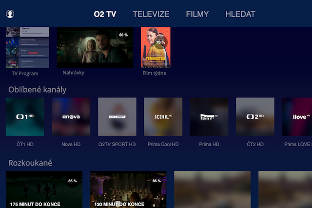 O2 TV nyní pustíte na Samsung Smart TV i bez set-top boxu
