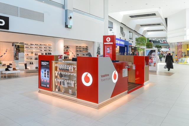 Vodafone nově nabízí neomezená data pro jednotlivce