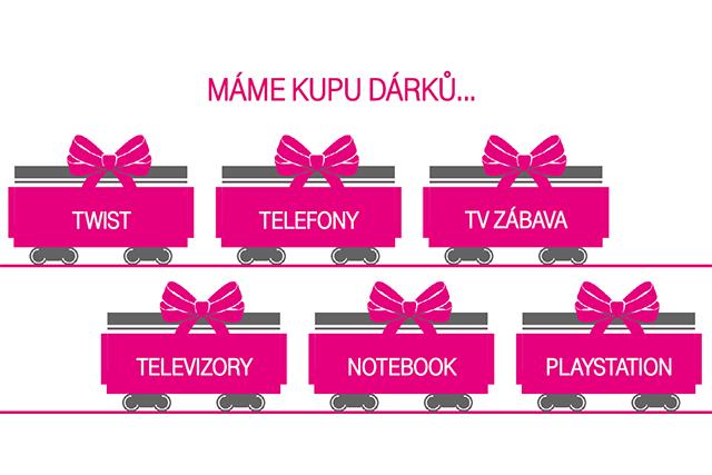 T-Mobile představil vánoční nabídku