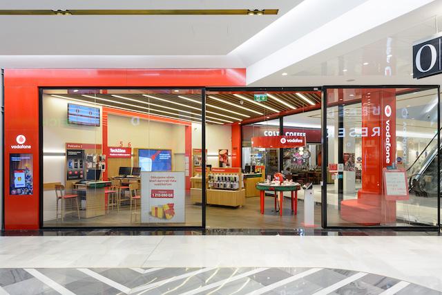 Vodafone navýšil data u svých tarifů