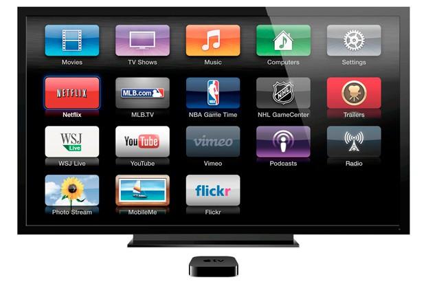 Internetová televize od Applu
