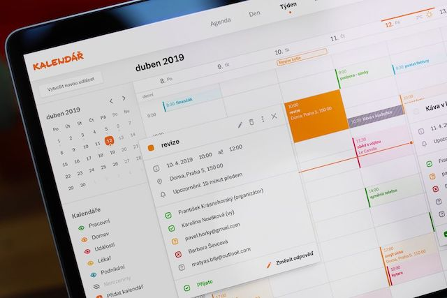 Seznam spustil nový Kalendář