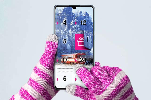 Vánoční neomezená data si aktivovalo 100 tisíc zákazníků T-Mobilu