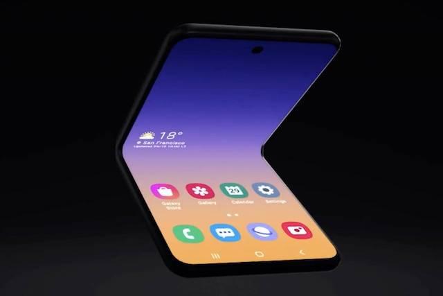 Samsung chystá nové skládací véčko