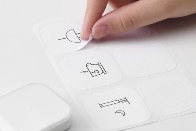 IKEA představila nové tlačítko na ovládání chytré domácnosti