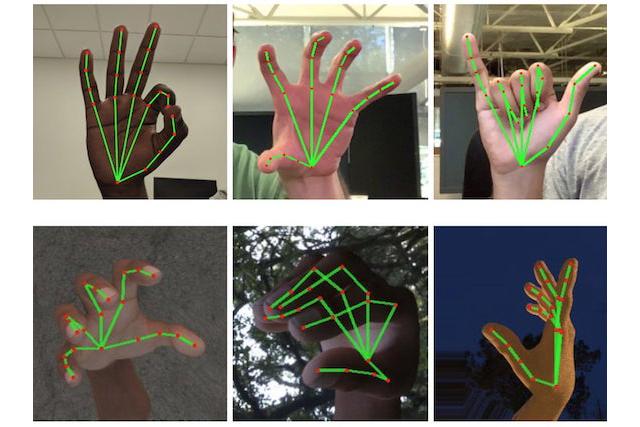 Google pracuje na překladu znakové řeči