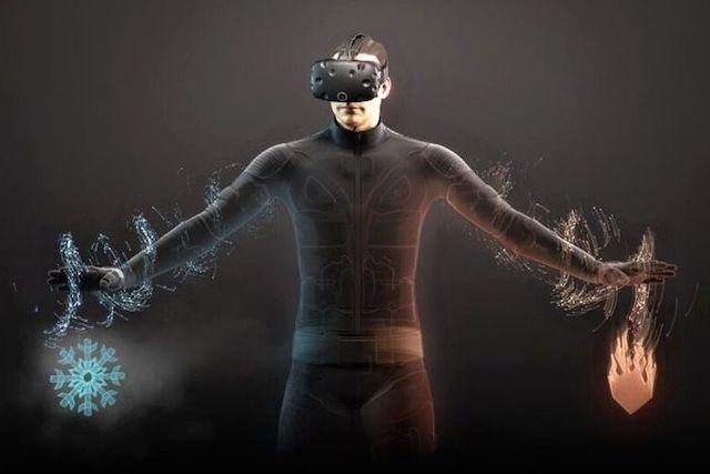 Rukavice Teslasuit zlepší váš zážitek z virtuální reality