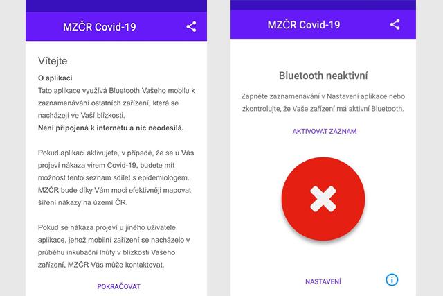 Češi vyvíjí aplikaci, která vás upozorní na možnost nákazy koronavirem