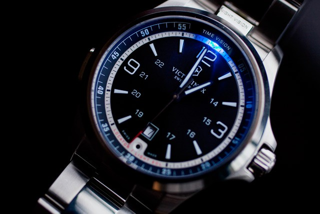 Victorinox chystá své první chytré hodinky