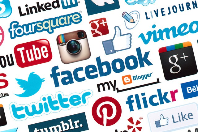 Nejvíce dat promrháme na sociálních sítích