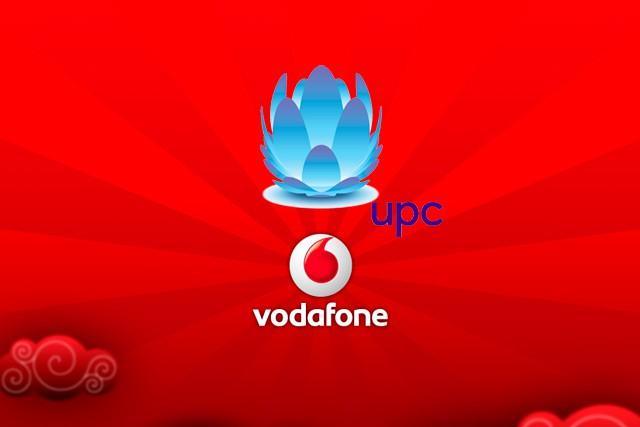 Vodafone údajně jedná o výměně trhů s UPC