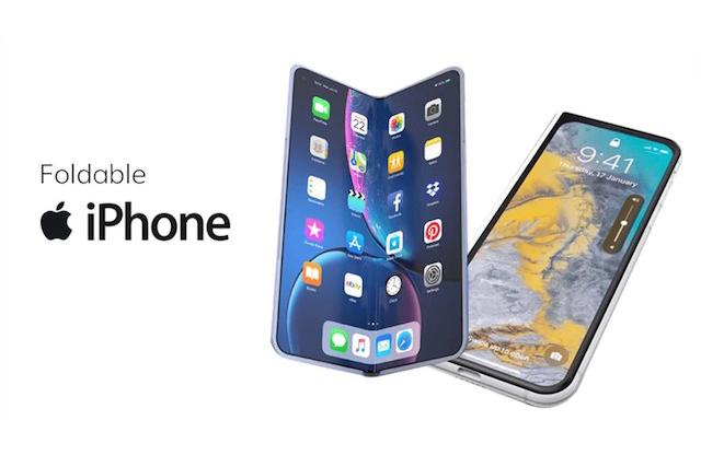 Skládací iPhone by měl být představen už příští rok