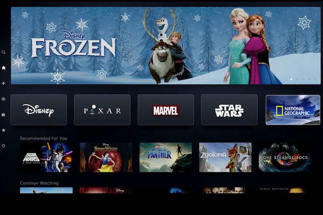 Disney+ se rozšiřuje do dalších evropských zemí, ale v Česku si ještě musíme počkat