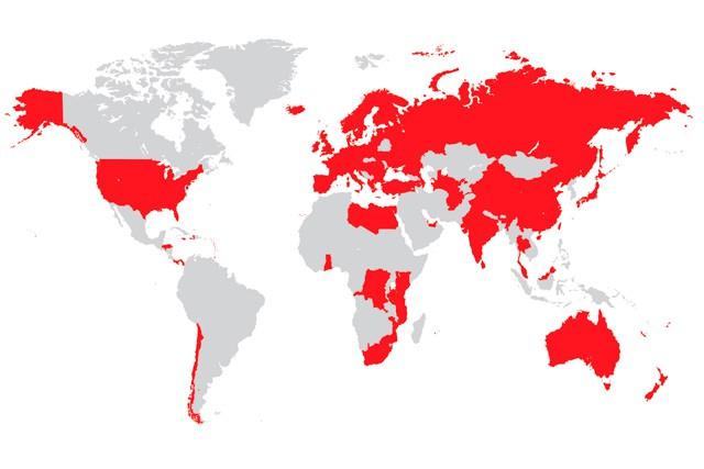 Uživatelská základna Vodafonu stále roste