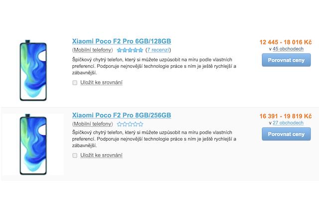 Nejlevnější 5G smartphone seženete už za 12 445 korun