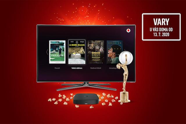Vodafone TV nabídne přes 30 filmů z Varů