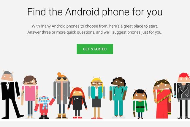 Jak vybrat ten nejlepší telefon s Androidem?
