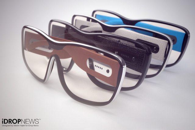 Apple si nechal patentovat brýle, které můžete ovládat očima