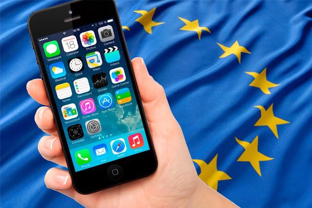 Léto 2015: Mobil v zahraničí