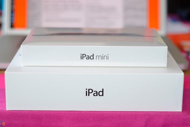 Apple končí s první generací iPad mini