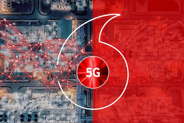 Vodafone pokryje 5 českých měst 5G sítí
