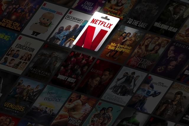 Netflix zavádí možnost sledování přes předplacenou kartu
