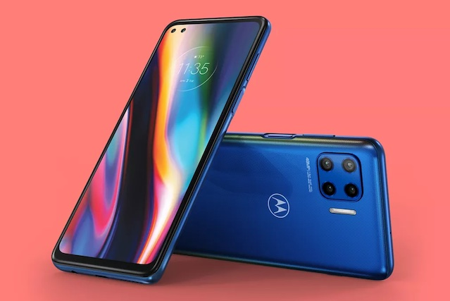 O2 přidává do své nabídky další 5G telefon: Motorola Moto G 5G Plus za 9 595 Kč
