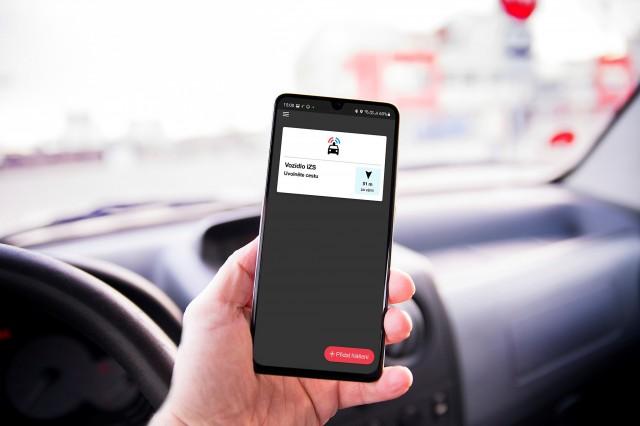 O2 představilo aplikaci, se kterou může vaše auto komunikovat s okolím