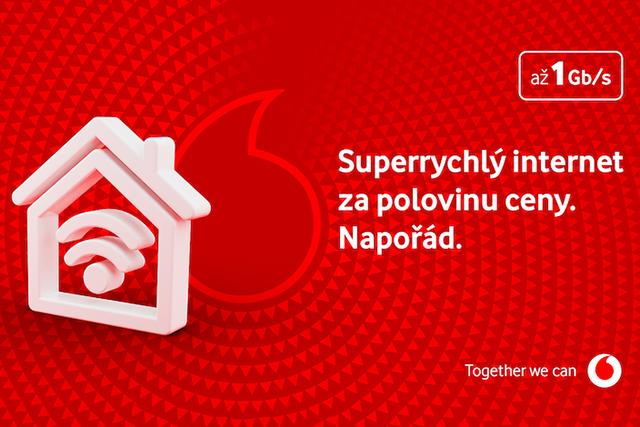 Rychlý UPC internet: Získejte 50% slevu napořád!