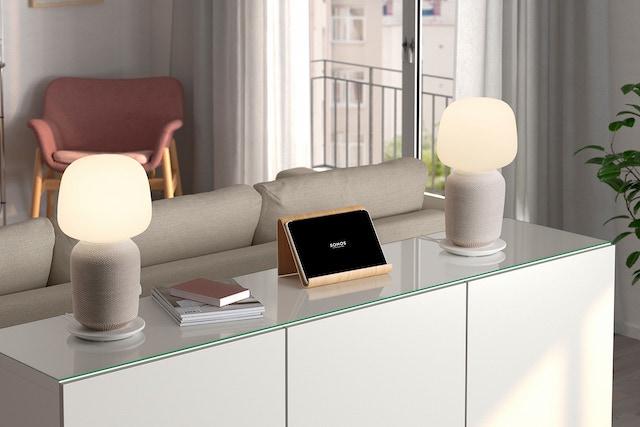 Ikea připravuje další nábytkové reproduktory Symfonisk