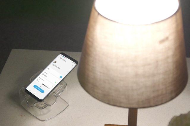 Samsung představil projekt Upcycling at Home: Staré smartphony budete moci využívat v chytré domácnosti