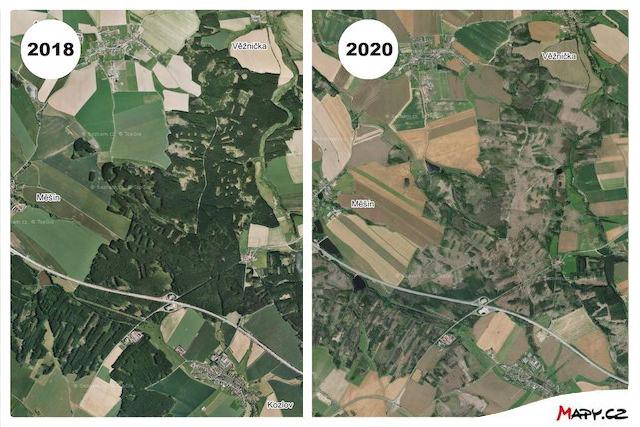 Mapy.cz nabídnou nové letecké snímky