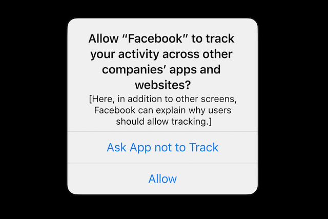 9 z 10 uživatelů nedalo Facebooku v novém iOS souhlas ke sledování