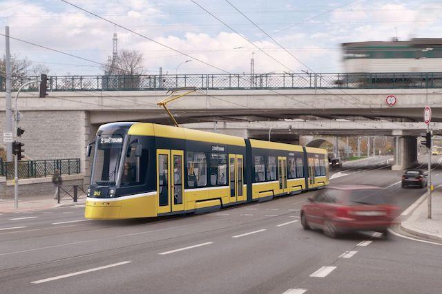 Plzeň představila první chytrou tramvaj bez řidiče
