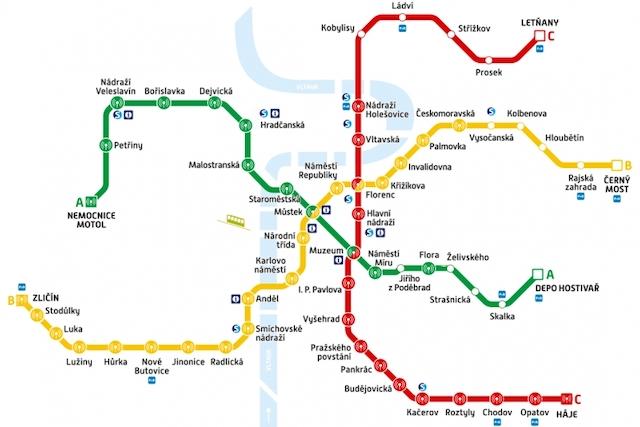 LTE a 5G signál se rozšířil do stanic metra Zličín, Stodůlky a Jinonice