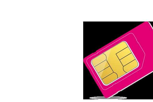 T-Mobile zmenšil velikost SIM karet na polovinu