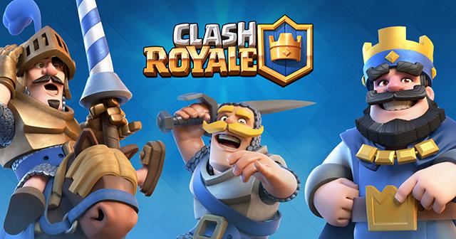 Clash Royale - Hra roku 2016 v App Store