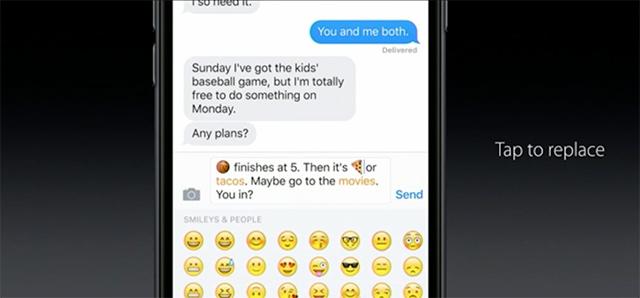 iOS 10 smajlíci