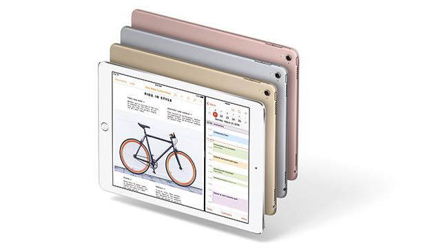 Menší iPad Pro a jeho barevné varianty